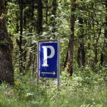 Parkering i Stråsø